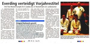 AZ-Bericht - G_Judoka v. 24.05.2014