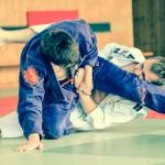 Kay Landeck im Fight mit Jan-Niklas Wenhold